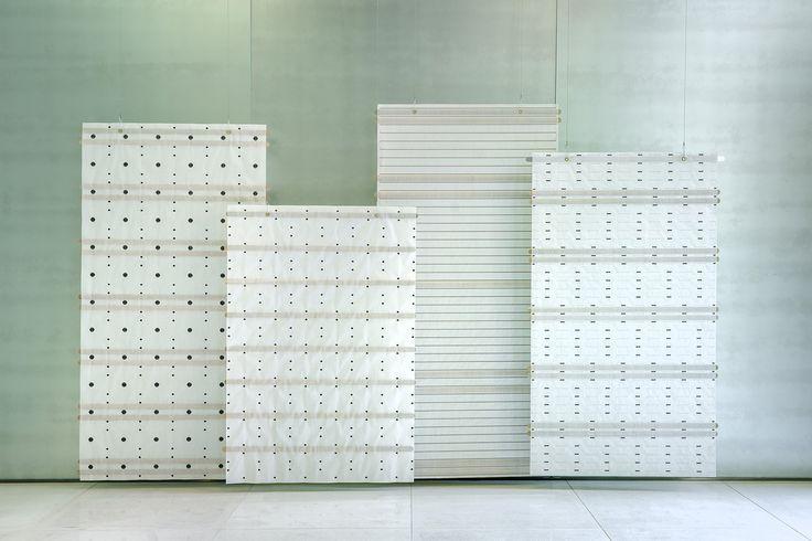 "Kinnasand  collection ""Shield"" by Studio Wieki Somers."