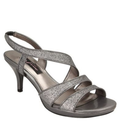 Nina Nolga Glitter Sandals | Dillards.com: Nina Shoes, Glitter Sandals, Woman Shoes, Bridesmaid Shoes, Nina Nolga, Baby Glitter, Ninanolga, Products, Bridal Shoes