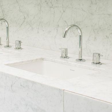 Duravit | Vero Series Undercounter Basin | Wash Basins | Share Design | Home, Interior Design, Architecture, Design Ideas & Design Inspiration Blog