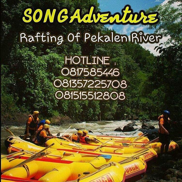 Rasakan sensasi berarung jeram bersama SONGAdventure Rafting Probolinggo #songaadventure #songarafting #raftingpekalen #wisatarafting