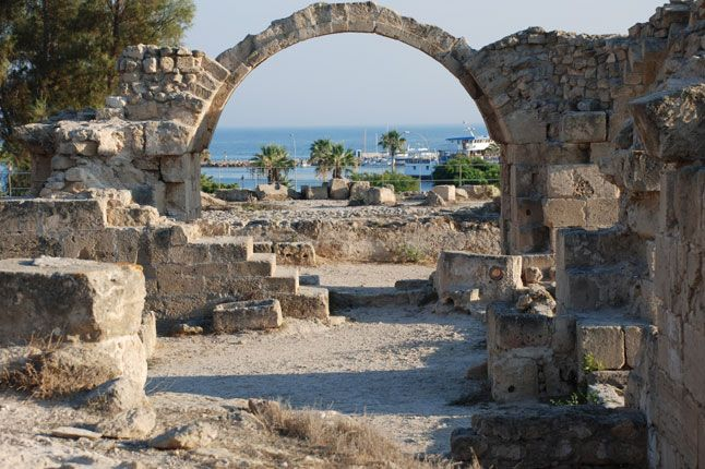 There are 3 UNESCO World Heritage Sites in #Cyprus: #Paphos, Painted Churches in the Troodos region and Choirokotia. #Cyprus2013