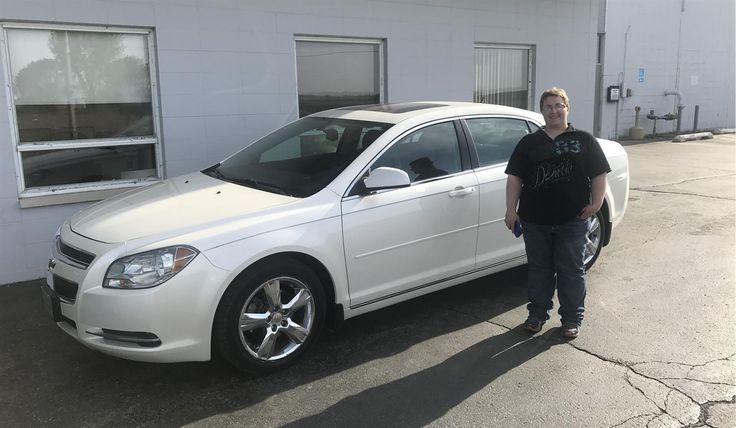 Deana and Stephanie, we're so excited for all the places you'll go in your 2010 CHEVROLET MALIBU!  Safe travels and best wishes on behalf of Kunes Country Ford Lincoln of Sterling and DREW ROWLEY.