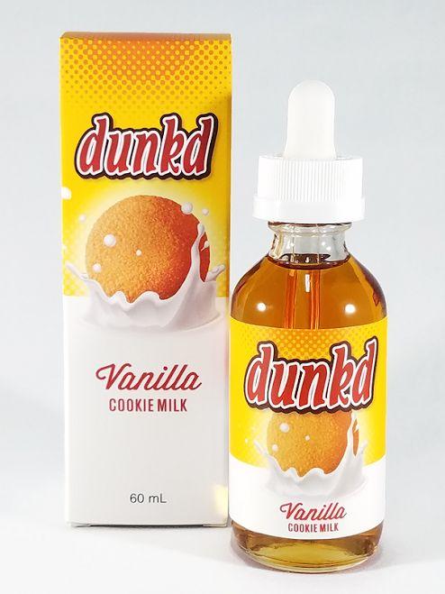 Vanilla Cookie Milk - Dunkd E Liquid #vape #vaping #eliquid