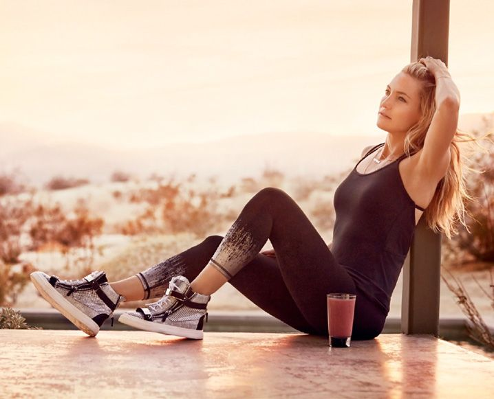 Inside Kate Hudson's Fitness Routine: 8 Details That Keep Her Motivated