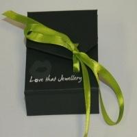 Luxury Earring Box 7x7x3cm