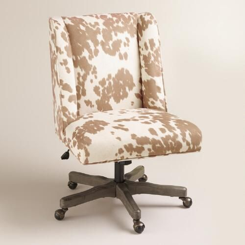 wingback office chair furniture ideas amazing. One Of My Favorite Discoveries At WorldMarket.com: Palomino Ava Upholstered Office Chair Wingback Furniture Ideas Amazing