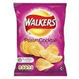 Walkers Prawn Cocktail Crisps - 1.2 oz