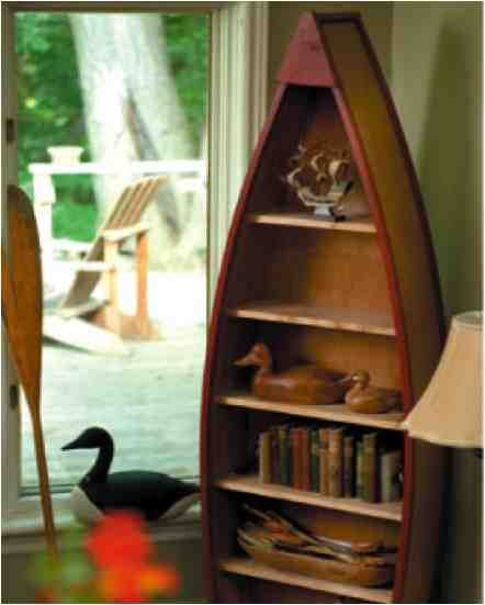How To Make A Boat Book Shelf   Shelves, Boats and How to make
