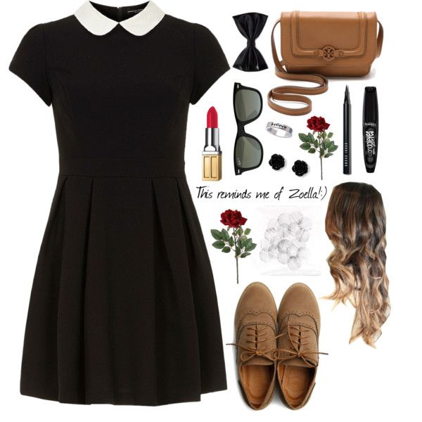 If I were only allowed to wear one outfit for a year I would probably pick this one. It's so nice and simple and adorable!