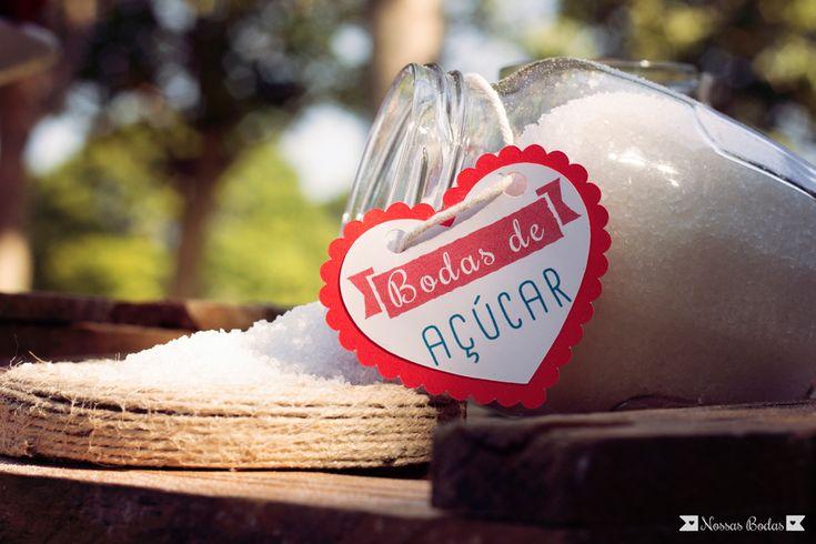 Nossas Bodas De Açúcar | Bia e Thiago | www.nossasbodas.com