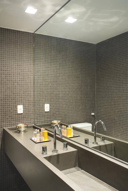 Sete banheiros mais modernos e aconchegantes depois da reforma - Casa.com.br