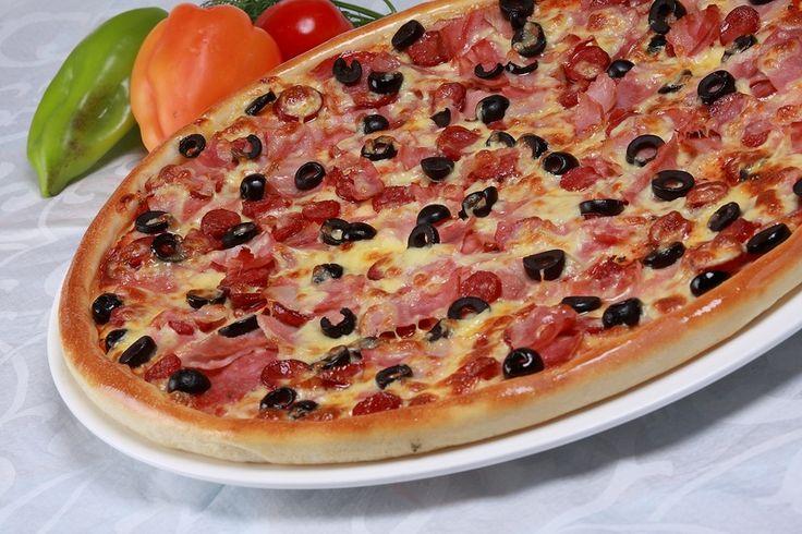 Соус для пицца сливочный