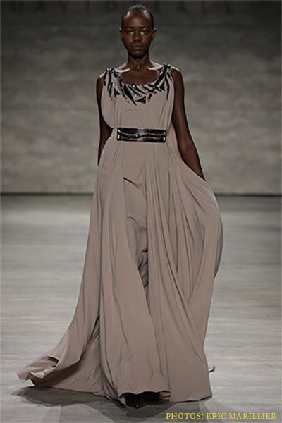David Tlale,  New York Fashion Week Autumn Winter 2014