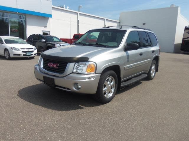 Used 2005 Gmc Envoy Sle For Sale At Quinn Motors Of Ellsworth In