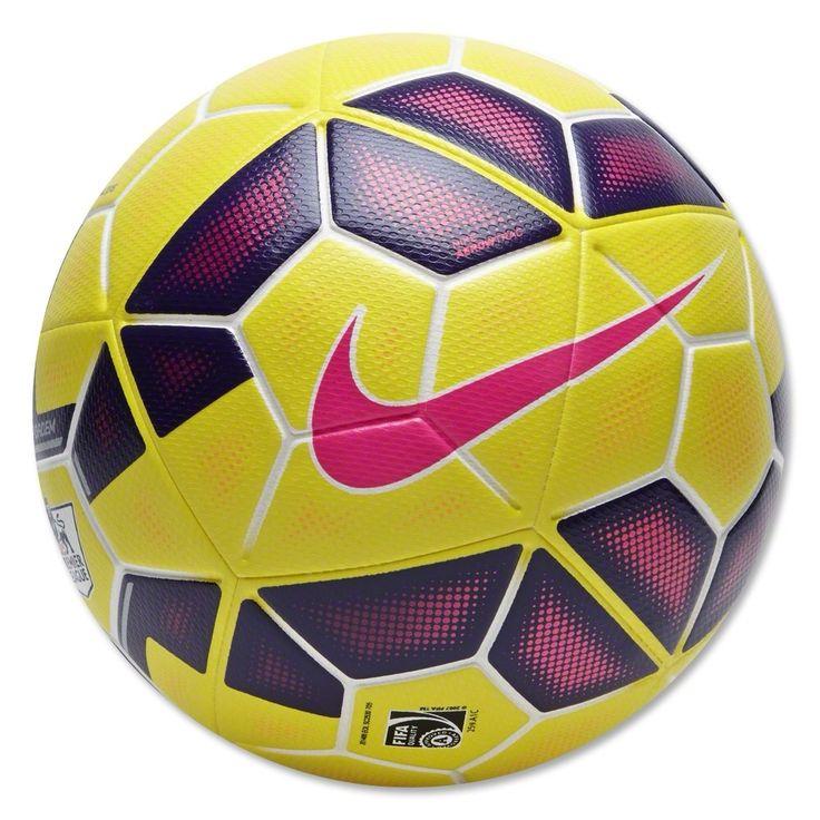 Nike Ordem Premier league soccer ball