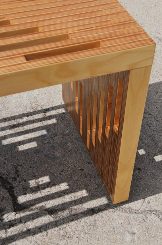 Simple plywood coffee table plans woodworking projects for Plywood coffee table diy