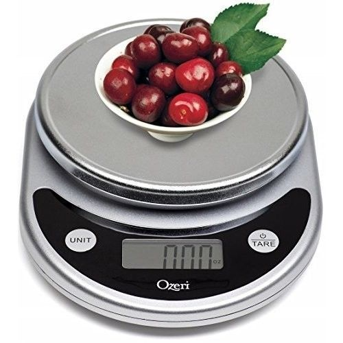 Digital Kitchen Food Scale Multifunction, Weight Precision Capacity 11-Lbs Black