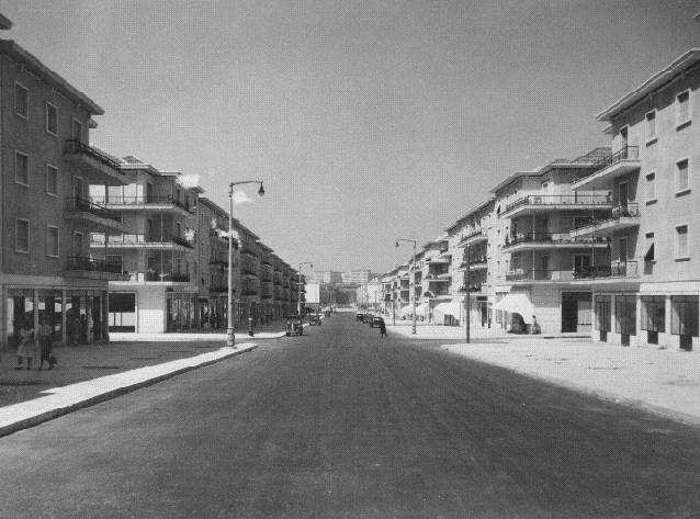 Av. da Igreja, Lisboa (H.Novais, c. 1951)