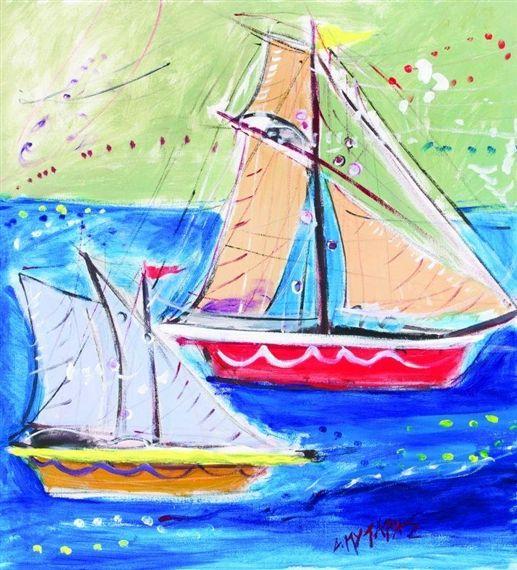 Boats - Dimitris Mytaras