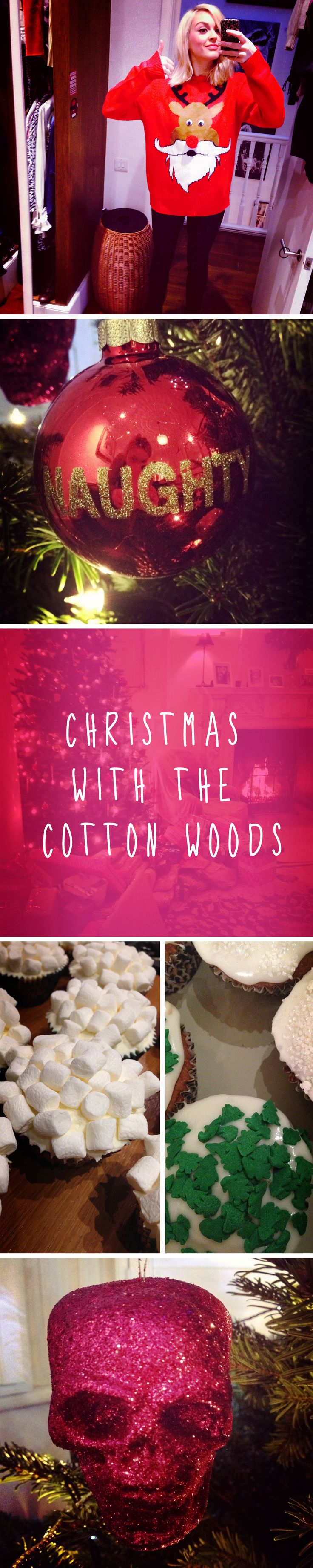 At the mere mention of Christmas I can smell cinnamon, taste mulled wine and feel the warmth of a cosy fire. I love Christmas. I start getting excited about it in October, planning how I'll decorate the house and what food we will cook.