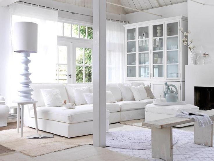 HKliving loftlamp in 101 woonideeënWhite Living, Kim Timmermans, Livingroom, Interiors Design, Living Room, Lamps Loft, Decor Interiors, Design White, Colors Whiteroomsdecor