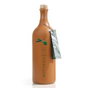Olio Bio Extravergine di Oliva in bottiglia di ceramica