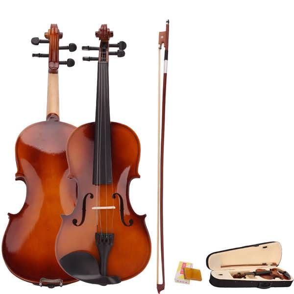 coupon:30violin30%offinuswarehouse(time:2016.10.13-2016.11.30)                  Description: Violin Size: 4/4 Face Material: Basswood Back Material Basswood Tailpiece Material: Aluminum...