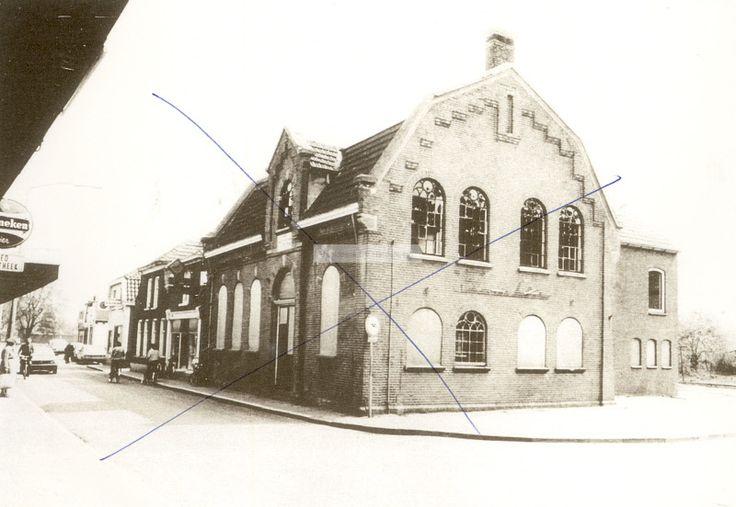De Joodse Synagoge aan het Oosteinde in Hardenberg.   Mijn Stad Mijn Dorp