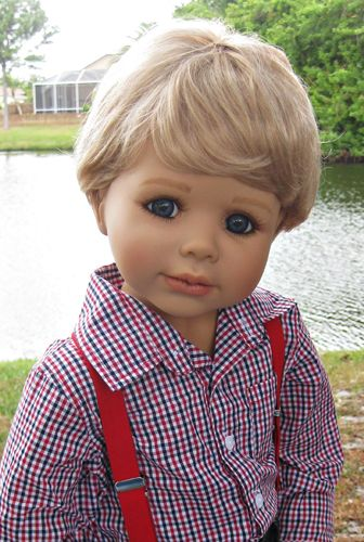 Master Piece Dolls - Collectible dolls for sale - Blackall Associates Inc., 20 Stimson Avenue Providence, RI 02906