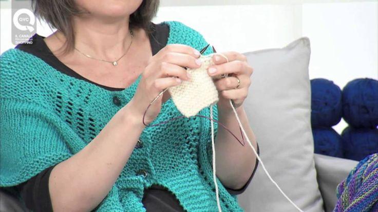 Emma ci spiega come lavorare con i ferri accorciati a legaccio per ottenere bellissimi scialli semicircolari o creare sproni per i cardigan. Iscriviti al nos...