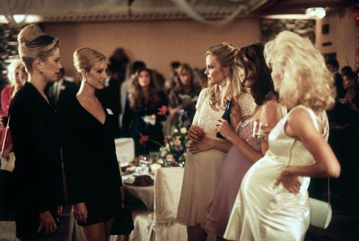 Romy and Michele's High School Reunion (1997) ~ Mira Sorvino, Lisa Kudrow, Kristin Bauer van Straten, Julia Campbell, Mia Cottet