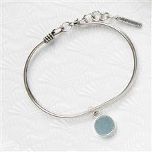 Charm Bracelet + Birthstone Charm