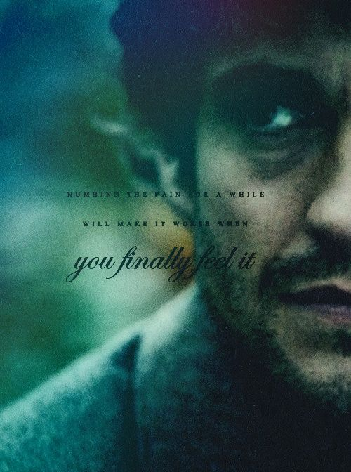 You finally feel it - Will Graham     https://www.facebook.com/photo.php?fbid=190472027769426=0a5f4d8c30    ►►►►► Check out my friend @Chrissy King-sun's review thread on Getglue for great informative updates for NBC's Hannibal TV series.  Feel free to vote on his review and his comments:  http://o.getglue.com/conversation/KingSun/tv_shows/hannibal