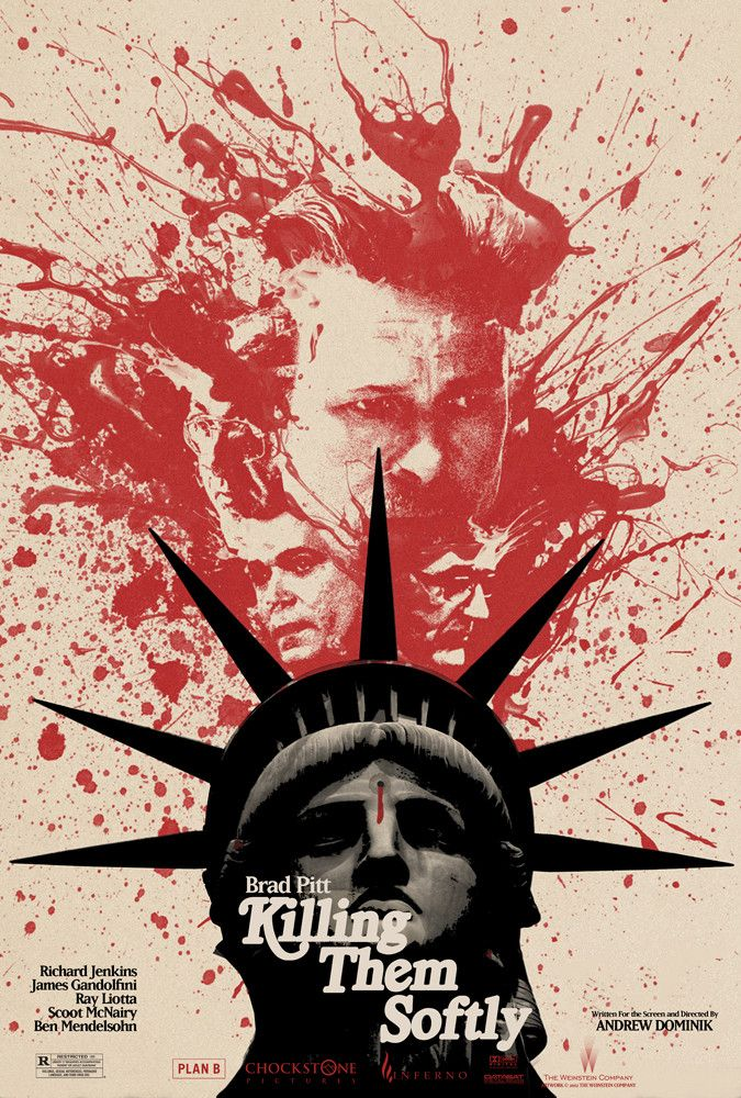 Killing Them Softly - Andrew Dominik starring Brad Pitt (2012)