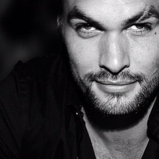 Jason Momoa ... Those scars