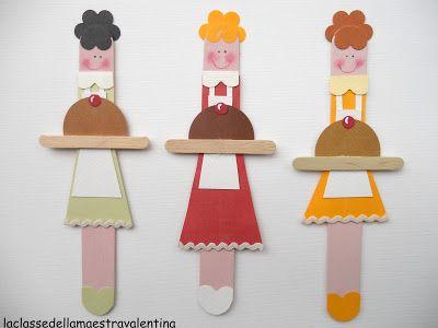 Manualidades con palitos de helado figuras con paletas y for Lavoretti con abbassalingua