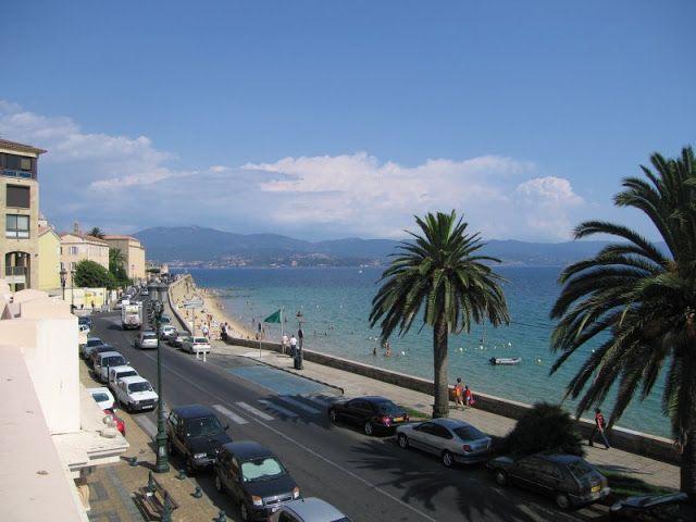 TOP WORLD TRAVEL DESTINATIONS: Ajaccio (Corsica)