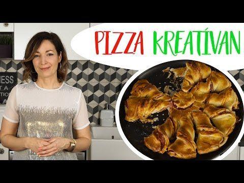 Kreatív Pizza Recept | CSORBA ANITA - YouTube