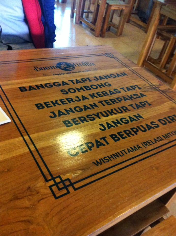 Boemi mitoha-Bandung,INA
