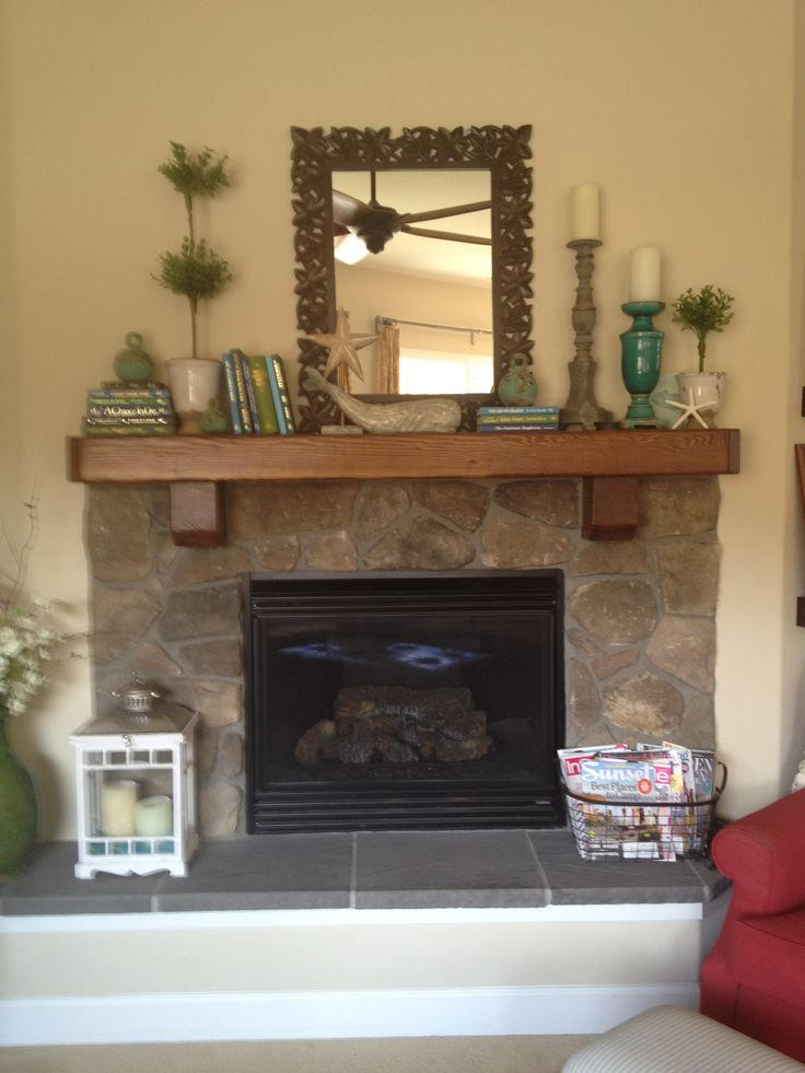Mantel Decorating Ideas For Everyday   Elitflat 250 Best Arts Crafts Fireplaces I Love Images On  SaveEnlarge      17 Best  Ideas About Mantel Decor Everyday