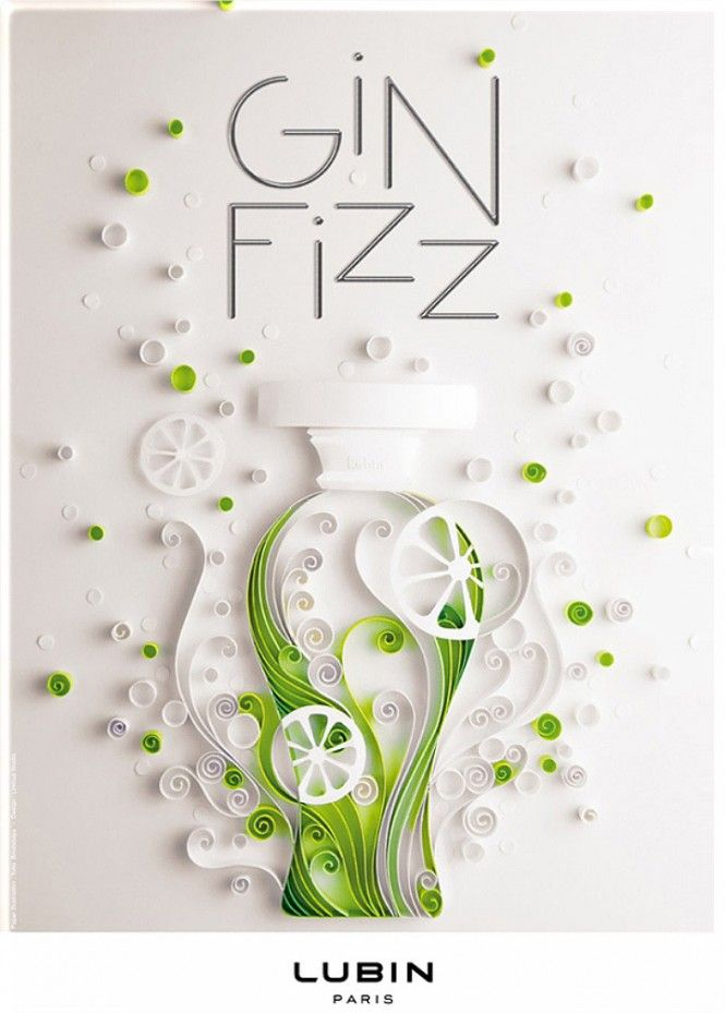 gorgeous paper quilling design