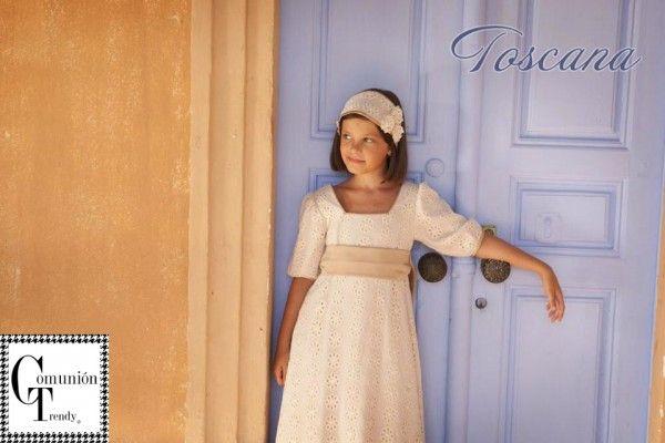 MI CUCA PITUCA tres vestidos de Comunión para soñar   COMUNIÓN TRENDY :: Mil ideas para organizar una Primera Comunión :: Vestidos de comunión, Recordatorios, Trajes de Comunión