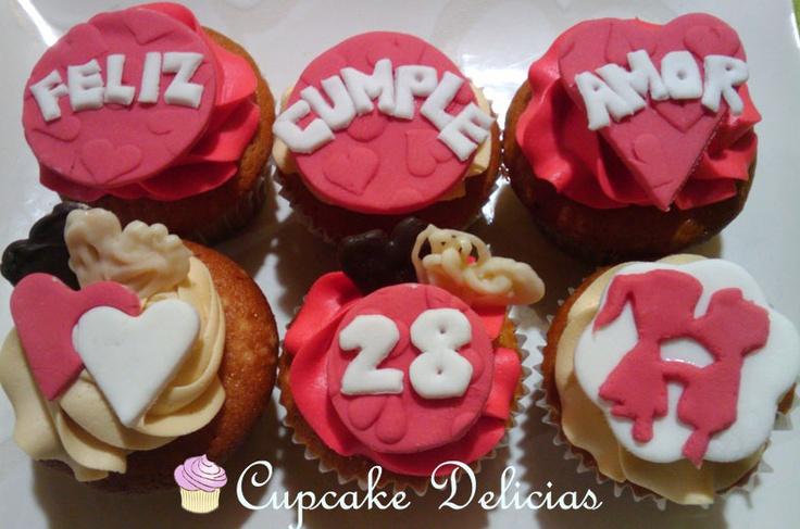 Cupcake Delicias - Muffins - Concepción - Chile