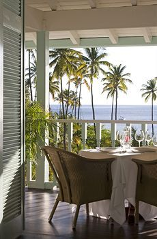 IIt's all about the view, the palm trees, the shutters...... Sugar Beach #Resort St. Lucia #Caribbean