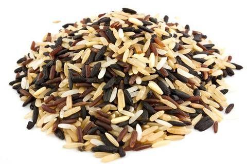 6. Brauner Reis: Mehr Ballaststoffe, weniger Hunger