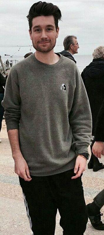 Dan in grey