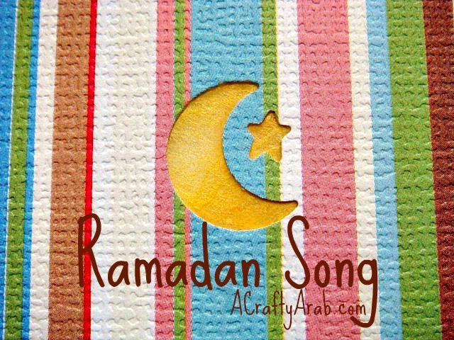 A Crafty Arab: Ramadan song