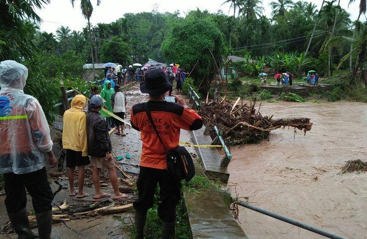 Pemerintah Alokasi Dana Rp 16 Triliun Tangani Bencana 2017