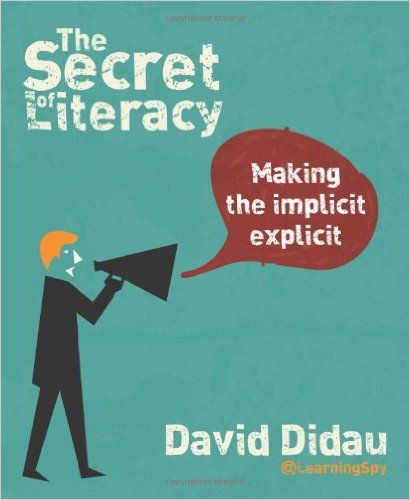 Topics include: Why literacy is important, Oracy, How to teach reading, How to get students to value writing, and How written feedback and marking can support literacy.  Published 2014.