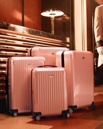 "Rimowa North America Pearl Rose ""Salsa Air"" Hardside Luggage - Neiman Marcus"